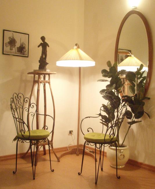 Rna residenze napoli ateliers for Appartamenti arredati napoli